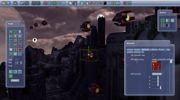 Скриншот из Shoot 'Em Up Kit