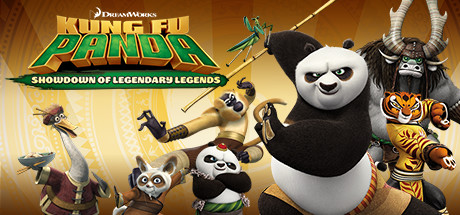 Kung Fu Panda Showdown of Legendary Legends PS4-PROTOCOL