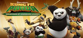 Kung Fu Panda Showdown of Legendary Legends cover art