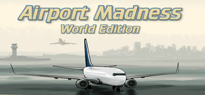Airport Madness: World Edition cover art