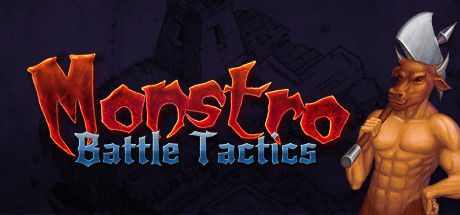 Monstro: Battle Tactics cover art