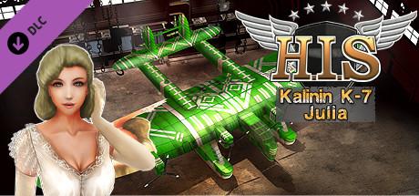 HIS - [Kalinin K-7] Julia Mackin Pack on Steam