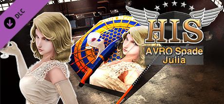 HIS - [AVRO Spade] Julia Mackin Pack on Steam
