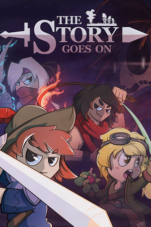 The Story Goes On poster image on Steam Backlog