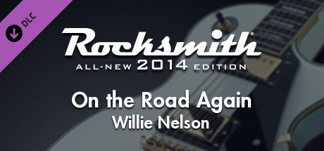 """Rocksmith® 2014 – Willie Nelson - """"On the Road Again"""""""