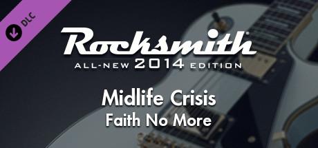 """Rocksmith® 2014 – Faith No More – """"Midlife Crisis"""""""