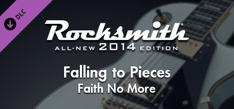 Rocksmith 2014 - Faith No More - Falling to Pieces on Steam
