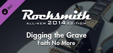 """Rocksmith® 2014 – Faith No More - """"Digging the Grave"""""""