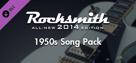 Rocksmith 2014 - 1950s Song Pack on Steam