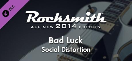 "Rocksmith® 2014 – Social Distortion - ""Bad Luck"""