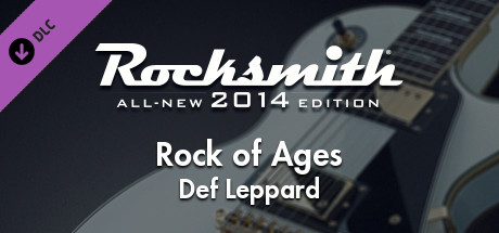 Rocksmith 2014 - Def Leppard - Rock of Ages on Steam