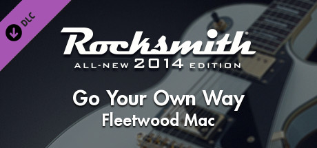 Rocksmith 2014 - Fleetwood Mac - Go Your Own Way on Steam