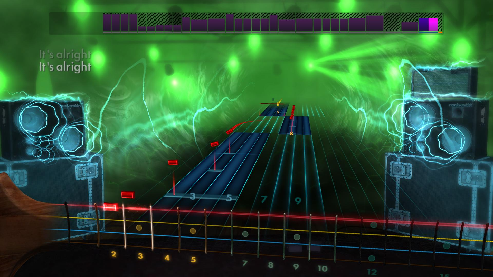 Rocksmith: All-new 2014 Edition - Breaking Benjamin: So Cold 2015 pc game Img-4