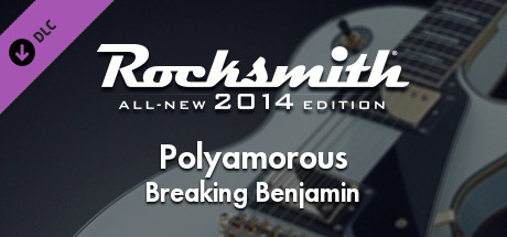 "Rocksmith® 2014 – Breaking Benjamin - ""Polyamorous"""