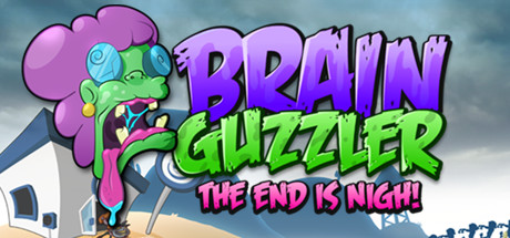 Brain Guzzler: The End Is Nigh on Steam