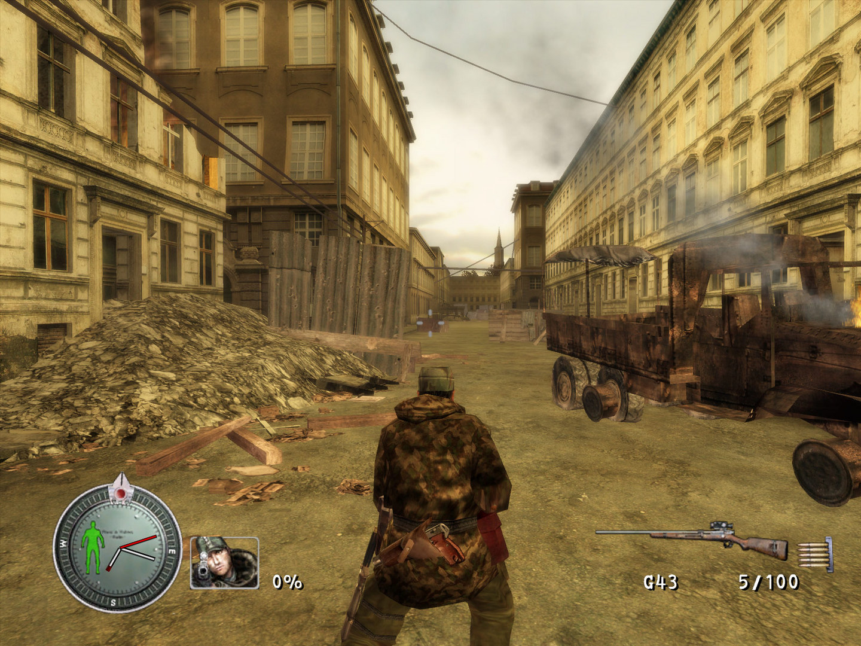 sniper elite 1 free download full version pc