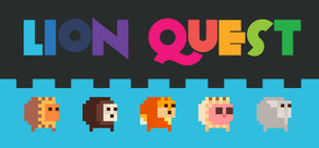 Lion Quest cover art