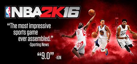 NBA 2K16 on Steam