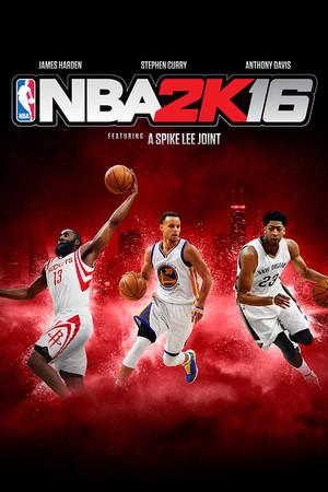 NBA 2K16 poster image on Steam Backlog