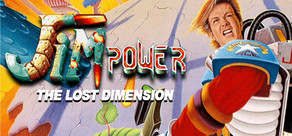 Jim Power -The Lost Dimension cover art