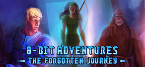 8-Bit Adventures: The Forgotten Journey Remastered Edition cover art
