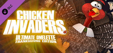 Chicken Invaders 4 - Thanksgiving Edition