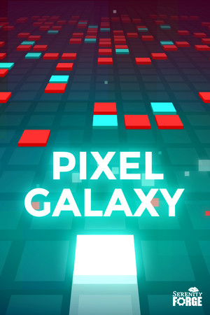 Pixel Galaxy poster image on Steam Backlog