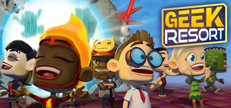 Geek Resort on Steam