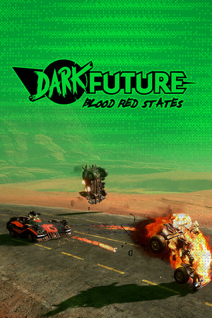 Dark Future: Blood Red States poster image on Steam Backlog