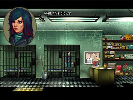 скриншот Kathy Rain 4