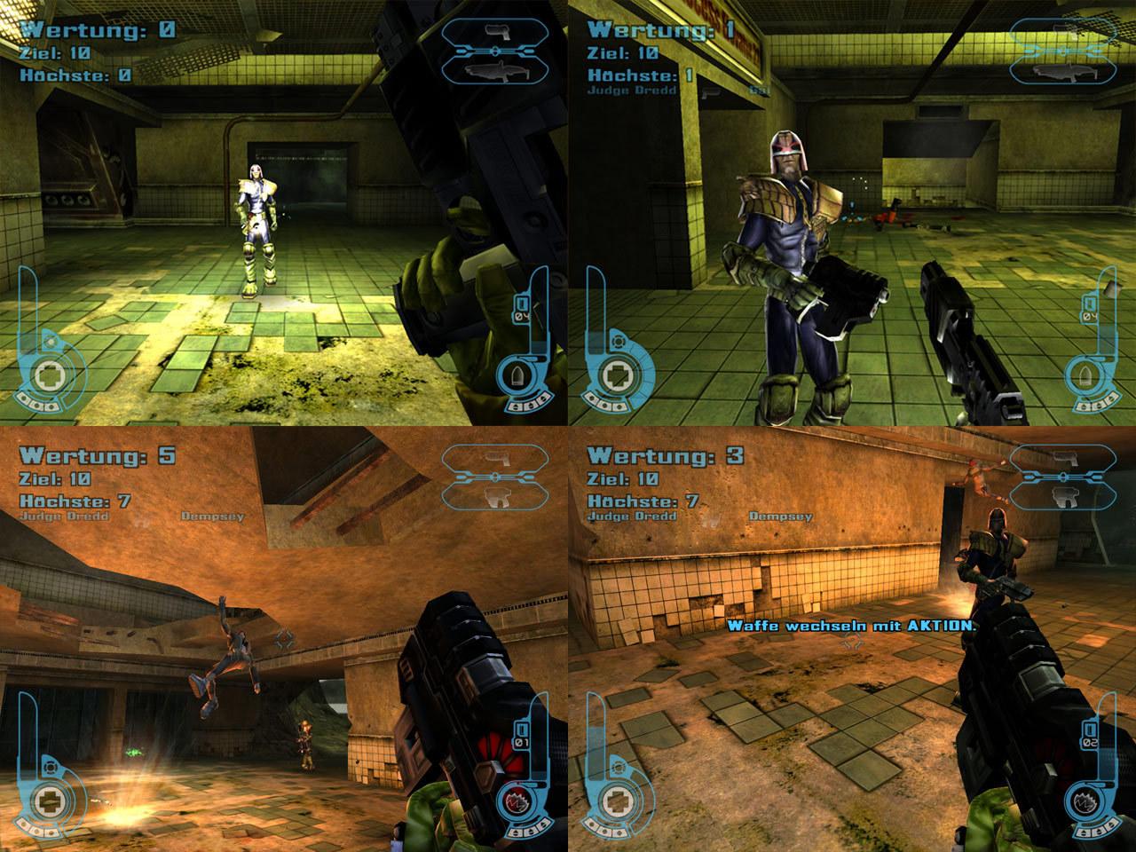 Judge Dredd: Dredd vs. Death screenshot 3