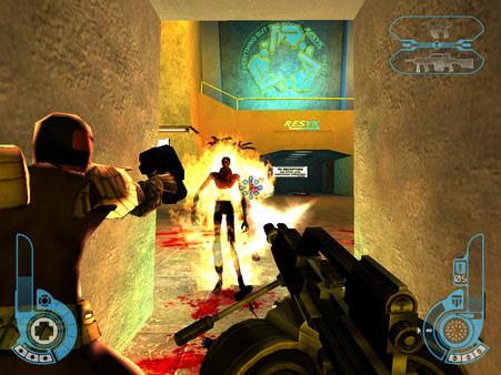 Скриншот из Judge Dredd: Dredd vs Death