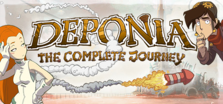 Deponia The Complete Journey daily adv app on Steam