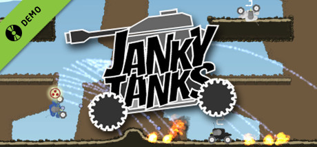 Janky Tanks Demo on Steam
