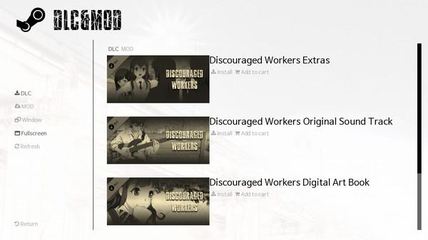 Discouraged Workers Screenshot