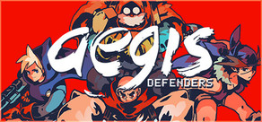 Aegis Defenders cover art