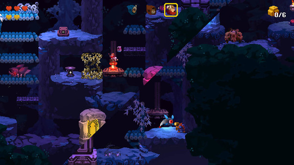 скриншот Aegis Defenders 3