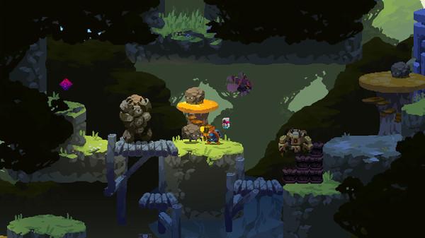 скриншот Aegis Defenders 2