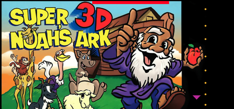 Teaser for Super 3D Noah's Ark