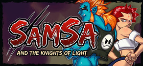 Samsa and the Knights of Light cover art