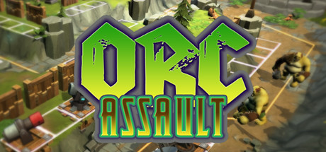 Orc Assault on Steam