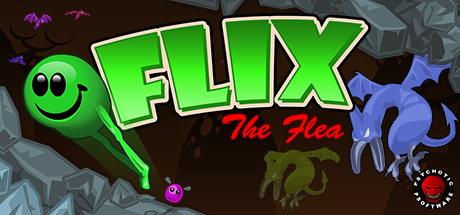 Flix The Flea on Steam