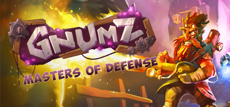 Gnumz: Masters of Defense on Steam