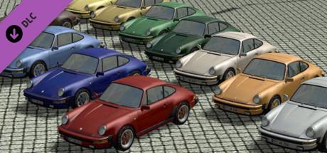 Car-set Porsche and Mercedes