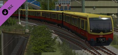 Berlin S-Bahn BR 481 on Steam