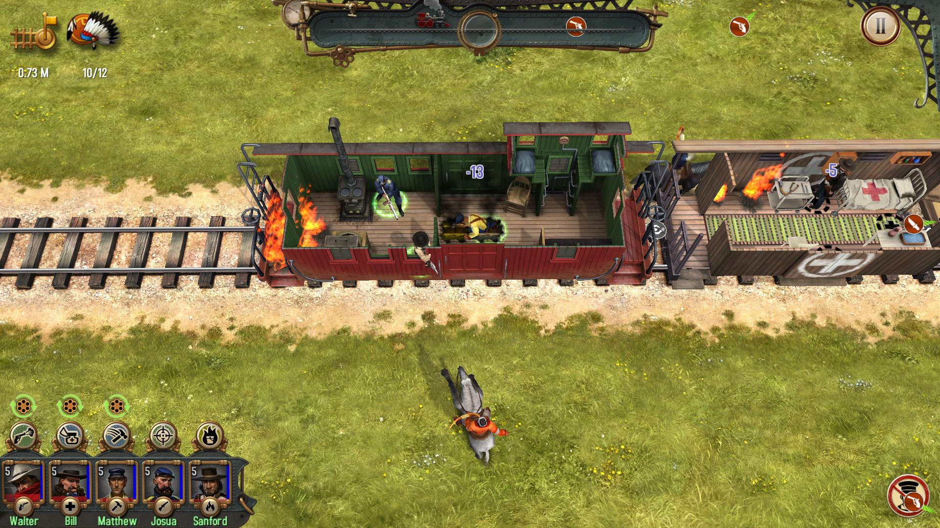 Bounty Train Screenshot 3