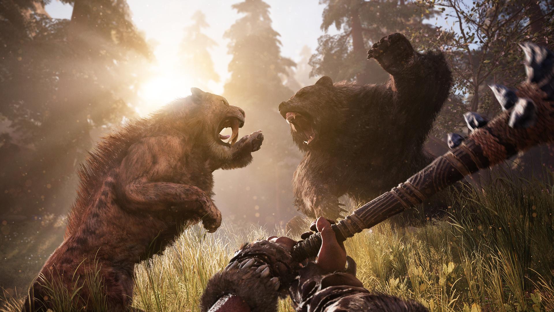 Screenshots of Far Cry