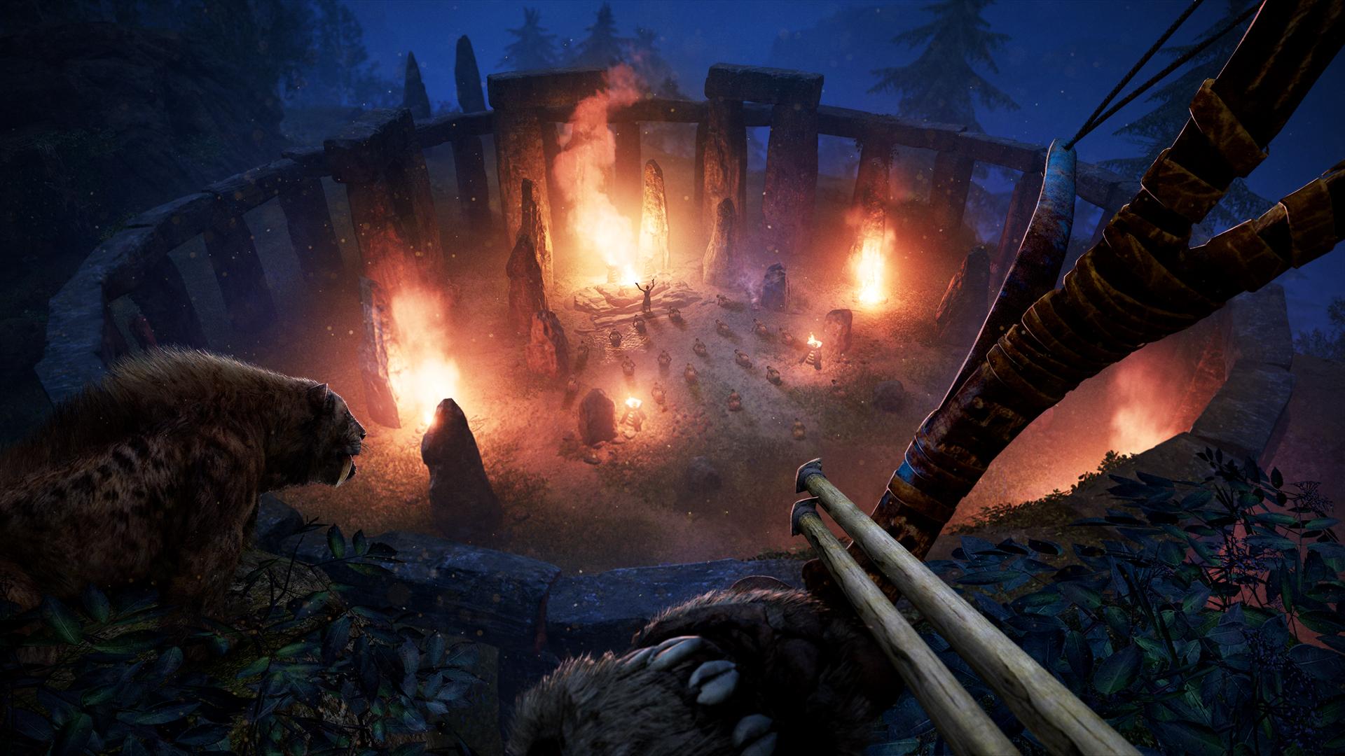 Far cry primal (2016) на русском на пк + таблетка.