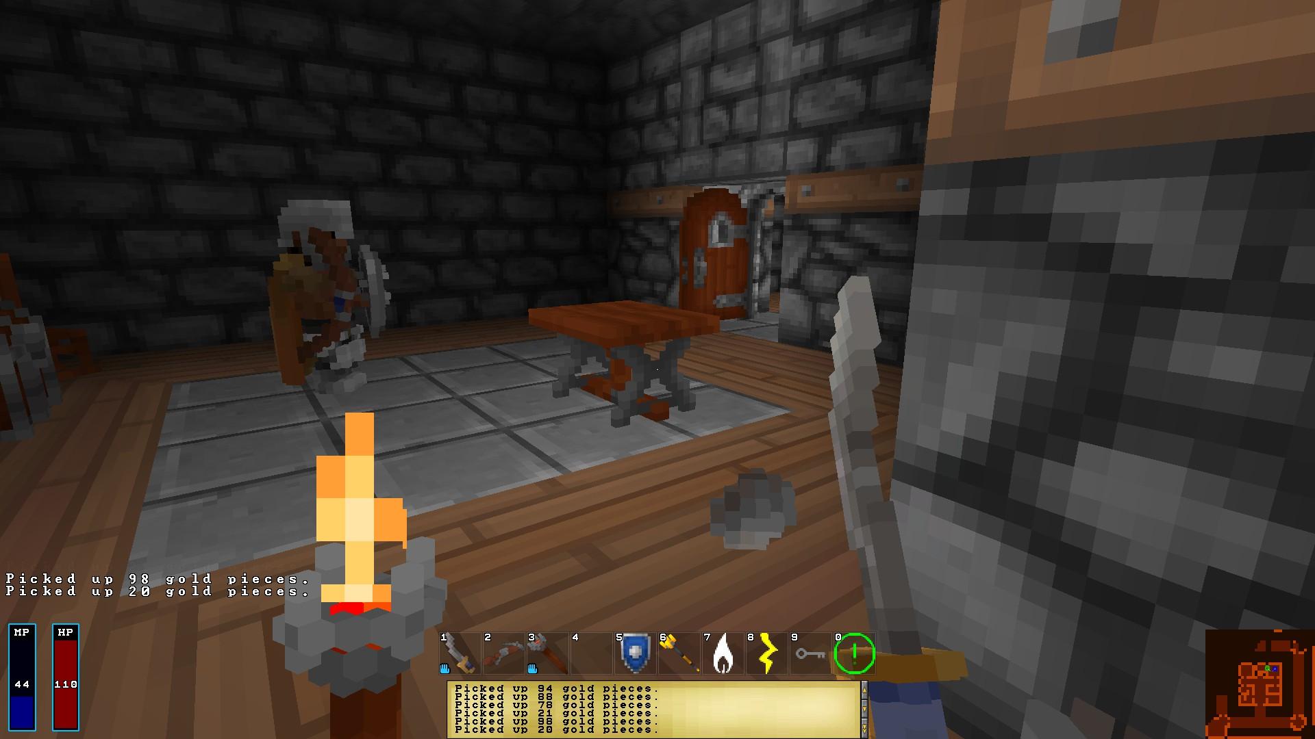 Barony: Cursed Edition screenshot 2