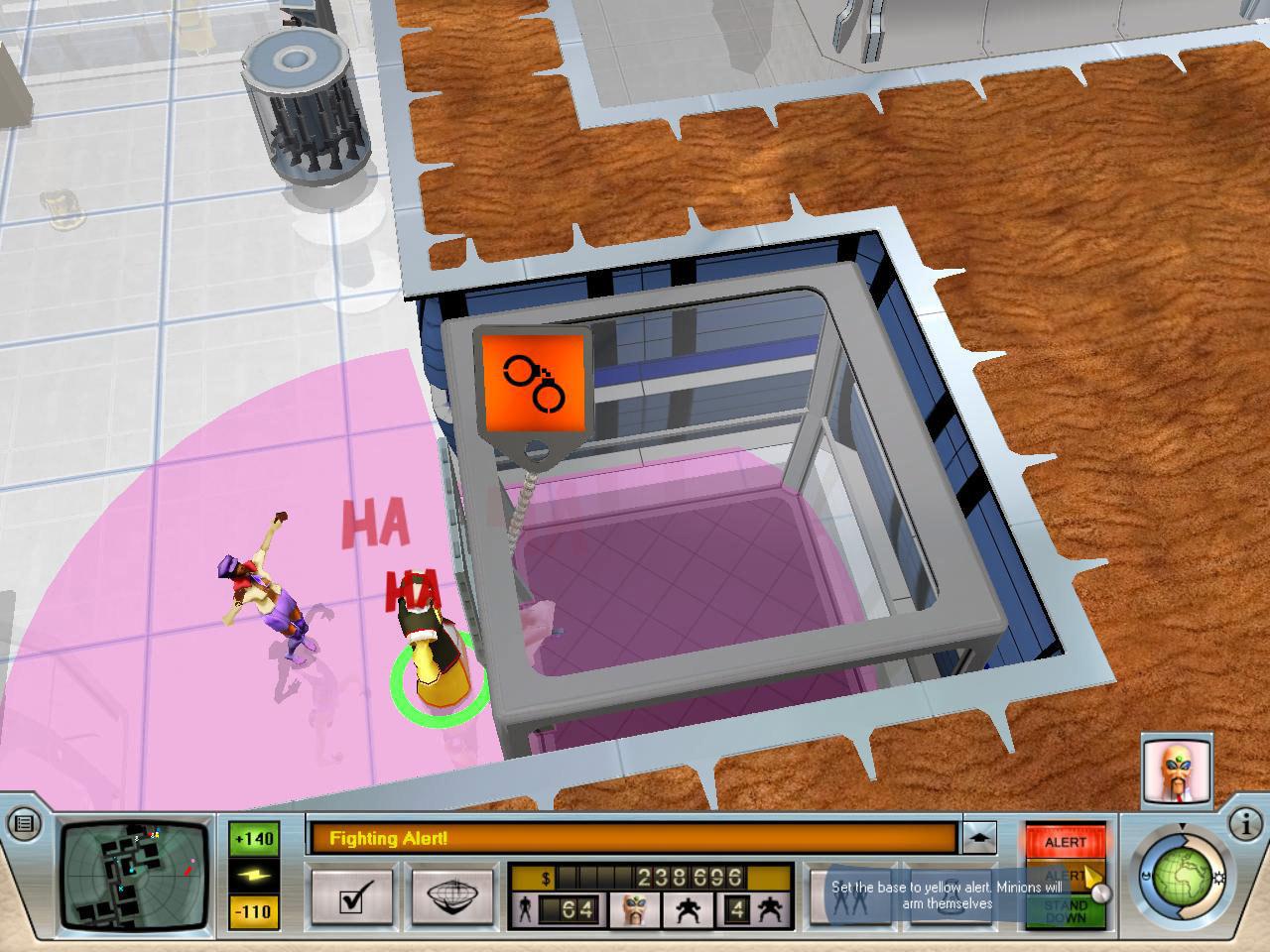 Evil Genius screenshot 1